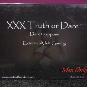 XXX Truth or Dare...Men only