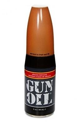 Gun Oil Silicone Lube 237ml