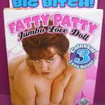 Fatty Patty Jumbo Love Doll