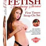 First Timers Strap-On Red