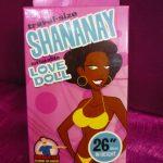 """Shananay Love Doll Travel-Size 26"""""""