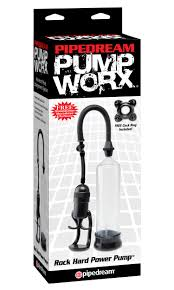 Pipedream Pump Worx ROCK HARD POWER PUMP