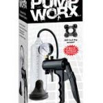 Pipedream Pump Worx MAX PRECISION POWER PUMP