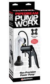 Pipedream Pump Worx MAX PRECISION POWER PUMP