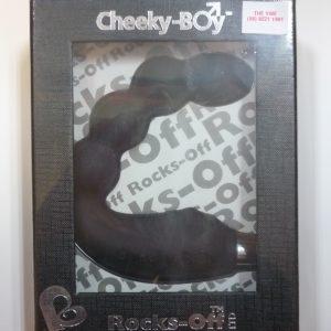 ROCKS-OFF Cheeky Boy Black (Now 7 Speed)