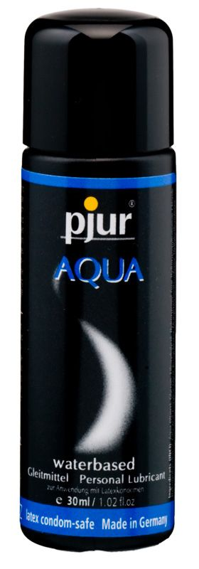 Pjur Aqua (Water Based) 30ml
