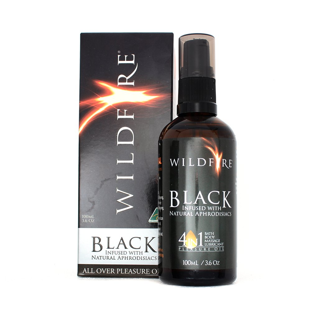 WILDFIRE Black 100ml
