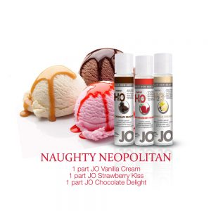 JO Delicious Delights H2O Flavoured Lubricant 120mls