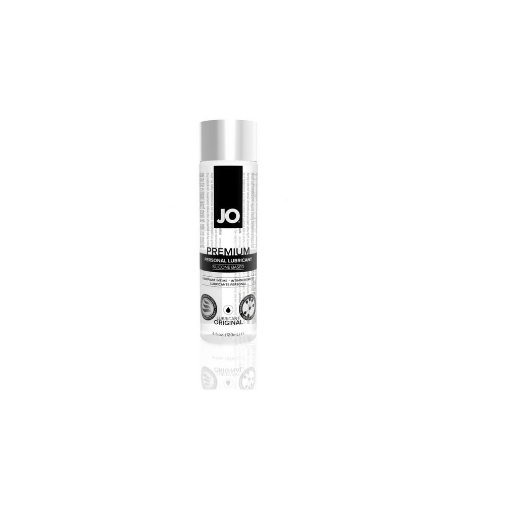 JO Premium Silicone Lubricant 120mls