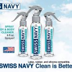 swiss navy toy cleaner